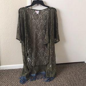 Lularo kimono/cardigan